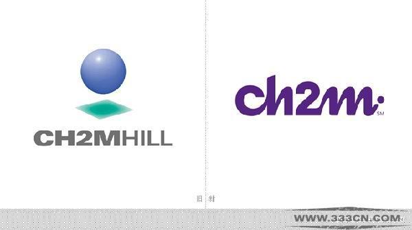 工程设计公司 西图集团 CH2M 新LOGO 字体