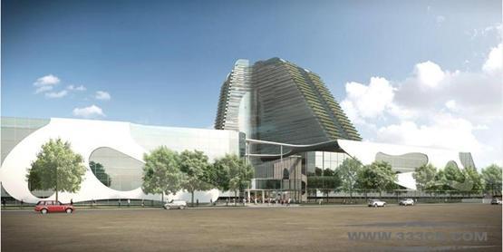 英国 格拉东建筑事务所 Gradon蒙古 娱乐设施
