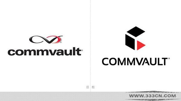 数据和信息管理软件公司CommVault启用新标识