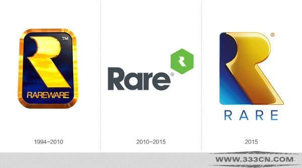 微软旗下游戏开发公司Rare启用新LOGO