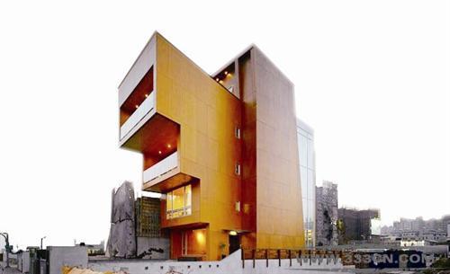 全木建筑 台湾 森科公司 台中市 西屯区
