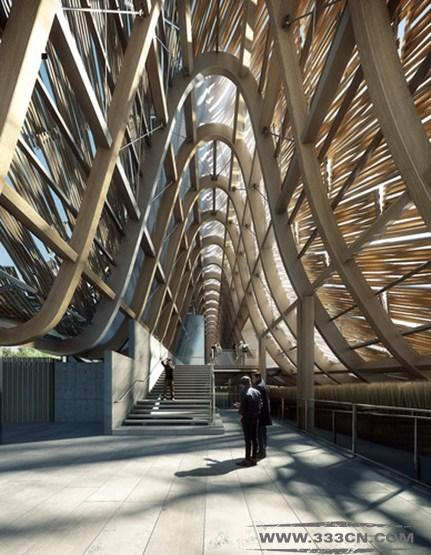 纽约建筑 设计 米兰世博会 中国馆 水晶宫