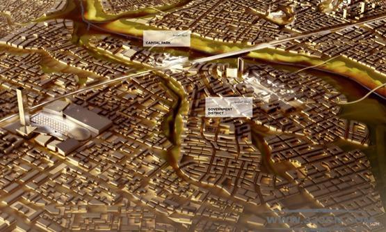 SOM 设计 埃及新首都 新七大工程 引起争议