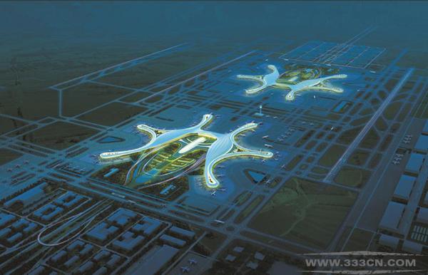 外星基地 成都新机场 古蜀文明 单元式 航站楼