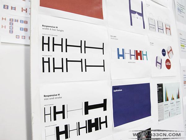 希拉里 重塑2016年 竞选总统 个人品牌 店面形象