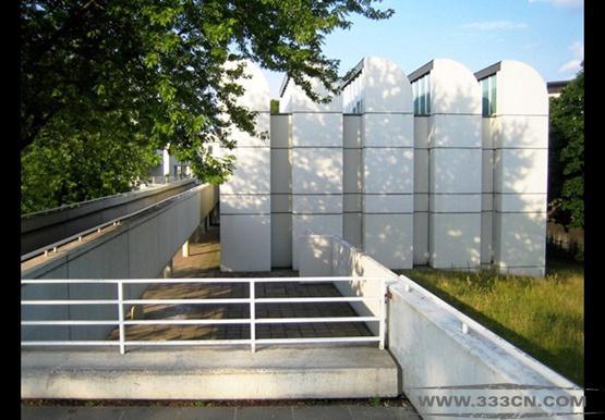 柏林 包豪斯档案馆 扩建竞争 创意 博物馆