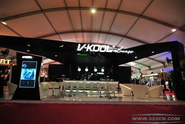 高端 汽车太阳膜 品牌 威固 V-KOOL 新LOGO