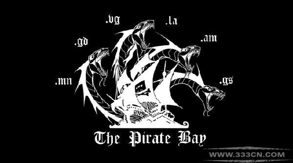 海盗湾 九头蛇 新LOGO 瑞典政府 海盗旗