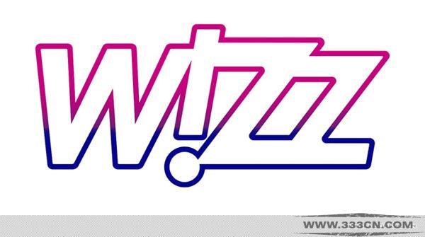 匈牙利 威兹 Wizz-Air 航空 新LOGO