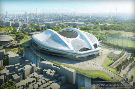 日本 奥林匹克 育场 建造计划 成本太高