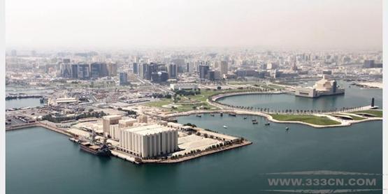 艺术磨坊 卡塔尔 国际设计竞争 多哈 艺术博物馆