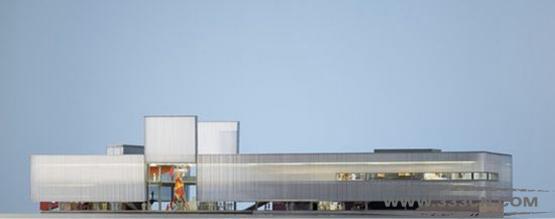 库哈斯 设计 莫斯科博物馆 荷兰建筑 莫斯科