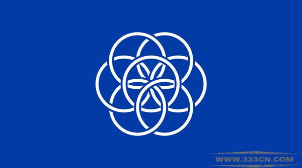 瑞典设计学院 地球 设计 旗帜 logo