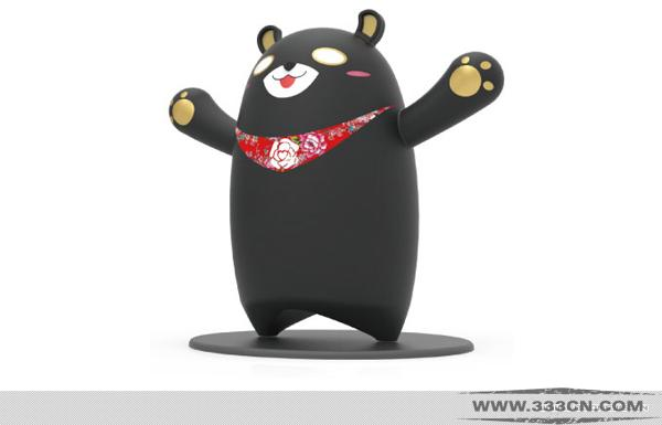 台湾 高雄市 吉祥物 高熊 评选揭晓