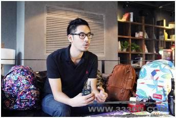 Eastpak 背包 灵感碰撞 YAANG品牌 Danny-Kuo