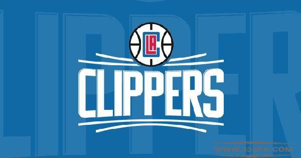 洛杉矶 快船 lippers 新队标 制服