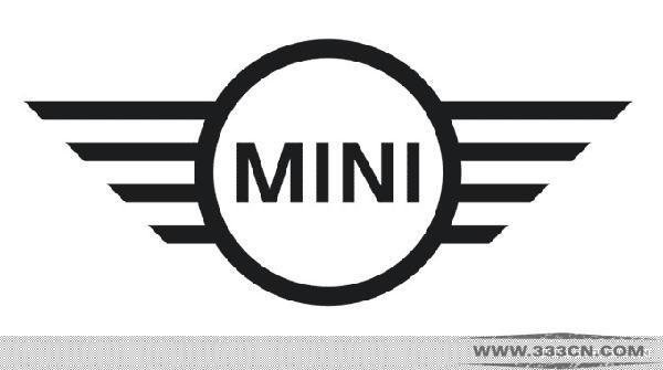 宝马旗下 MINI 品牌重塑 扁平化 LOGO