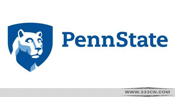 宾夕法尼亚 州立大学 新LOGO 形象标识 创意