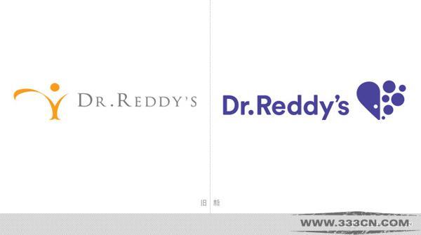 印度 大型制药公司 Dr.Reddy's 新LOGO 药品价值链