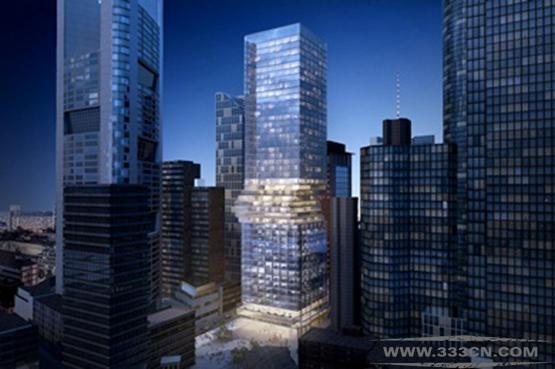 丹麦 比贾克-英格尔斯 世界贸易中心 2号楼 设计方案
