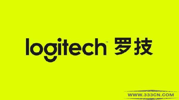罗技 Logitech 新LOGO 品牌标识 企业形象