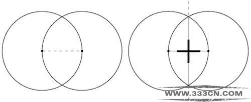 LOGO设计 几何影响 logo 设计 创意