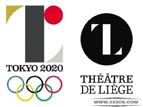 东京奥组委 会徽设计 原稿 剽窃
