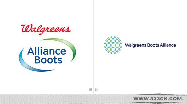 美国 Walgreens-Boots-Alliance 控股公司 新LOGO