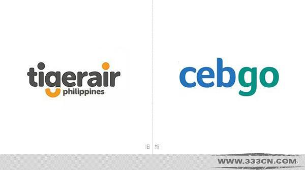 菲律宾虎航更名Cebgo并启用新LOGO