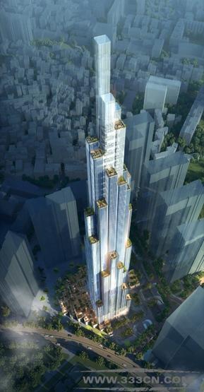 阿特金斯 越南 设计 超高层大厦 胡志明市