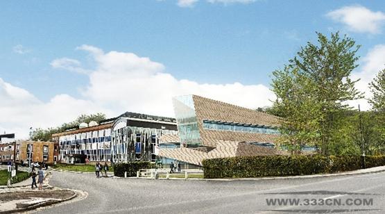 里伯斯金 杜伦大学 物理中心 项目开工 设计