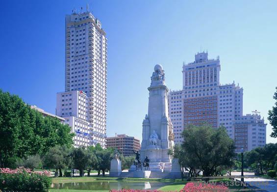马德里 万达 地标 西班牙人 共同记忆