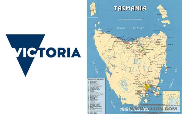 维多利亚州(Victorian)发布全新形象标识