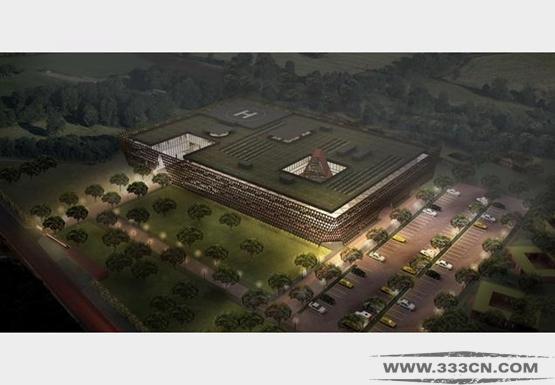 大卫-阿德迦耶 设计 卢旺达 儿童癌症医院 非洲大湖地区