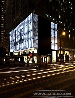 彼得・马里诺 时尚界 个性建筑师 品牌秀 奢华店面形象