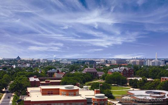 高立德大学 聋哑人 文科大学 美国 华盛顿