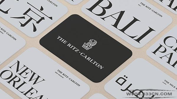 丽思・卡尔顿 酒店 Ritz-Carlton 新LOGO 奢侈品牌