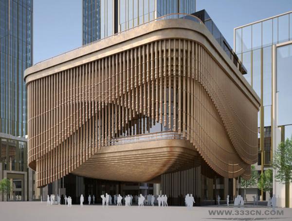 上海 复星艺术中心 形象 标识 设计