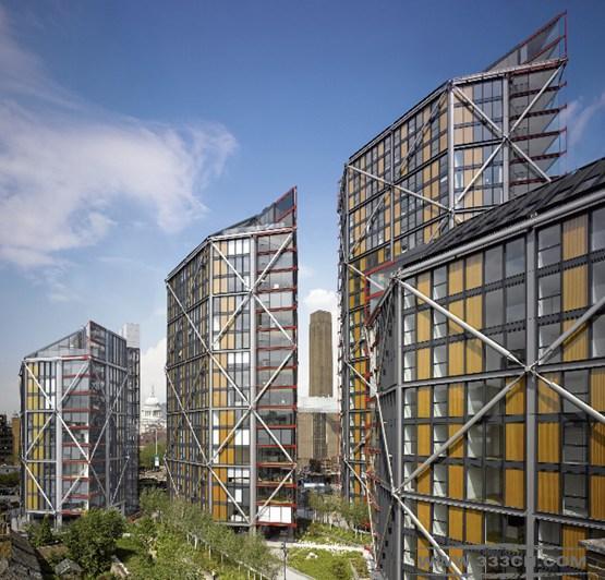 斯特灵奖 英国皇家建筑师协会 曼彻斯特 竞争 新河岸公寓项目