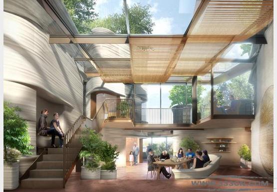 赫斯维克 英国利兹市 马吉 癌症治疗中心 设计
