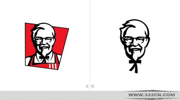 回归初心 肯德基 KFC 第六代 新LOGO