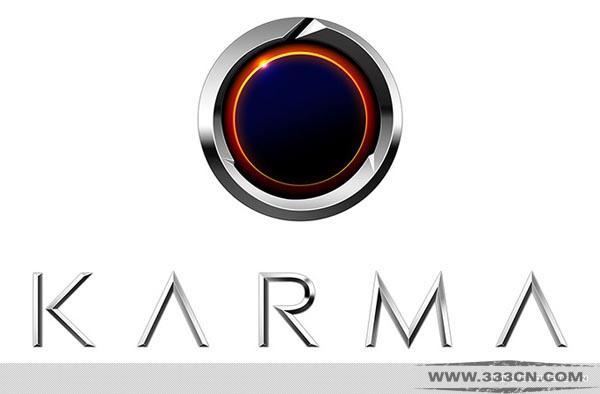 Fisker 正式品牌 改名 Karma 新LOGO
