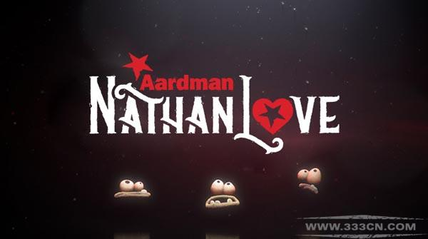 阿德曼动画 nathan-Love Logo动画 创意 标识