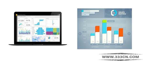 数据界面 ui 交互 设计 创意
