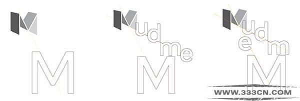 轻量级内容 发行平台 Medium 新LOGO 创意