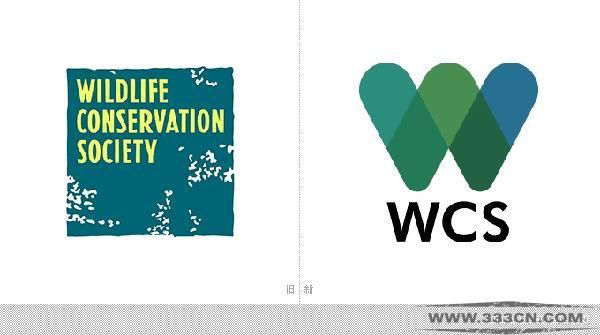 国际野生生物 保护学会 WCS 新标识 logo