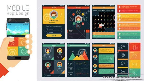 设计 启动页面 用户 APP App-Store