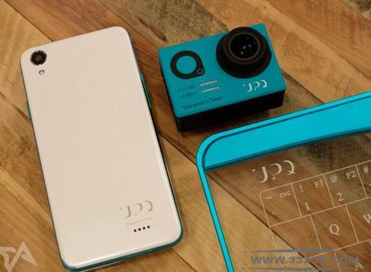 up-Q 运动摄像头 GoPro 智能手机 四核处理器