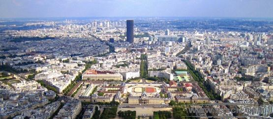 巴黎 7亿英镑 国际建筑 竞争 蒙帕纳斯大厦