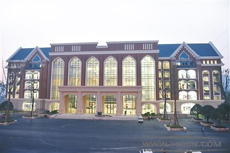 重庆高校建筑 教学楼 空间感 重庆工商大学 融智学院